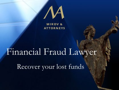 Financial Fraud Lawyers against Forex scams in Europe