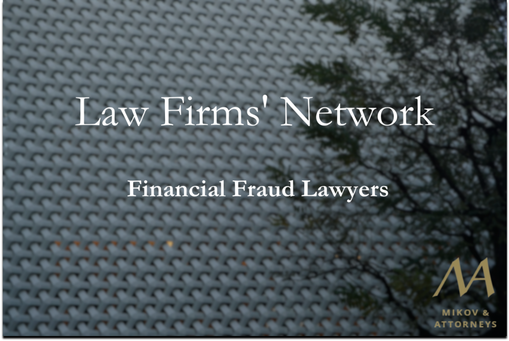 forex broker review by financial fraud lawyers - law firm mikov attorneys