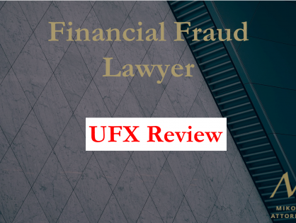 UFX Review | Broker review | Is your money safe?