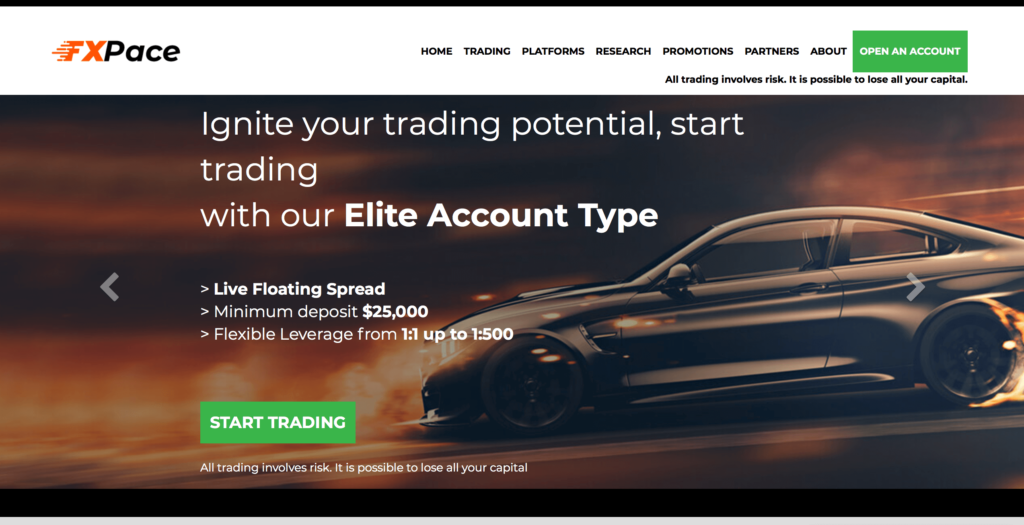 fxpace review | from fxpace homepage website | salvax ltd. | financial fraud lawyer | mikov & attorneys | forex scam